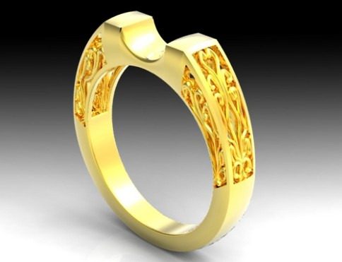 CAD CAM Jewelry Design and Manufacturing
