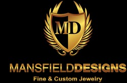 New logo design for Mansfield Designs, will soon be featured in head banner